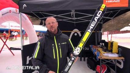 Head iSL World Cup - Neveitalia Ski-Test 2014-2015