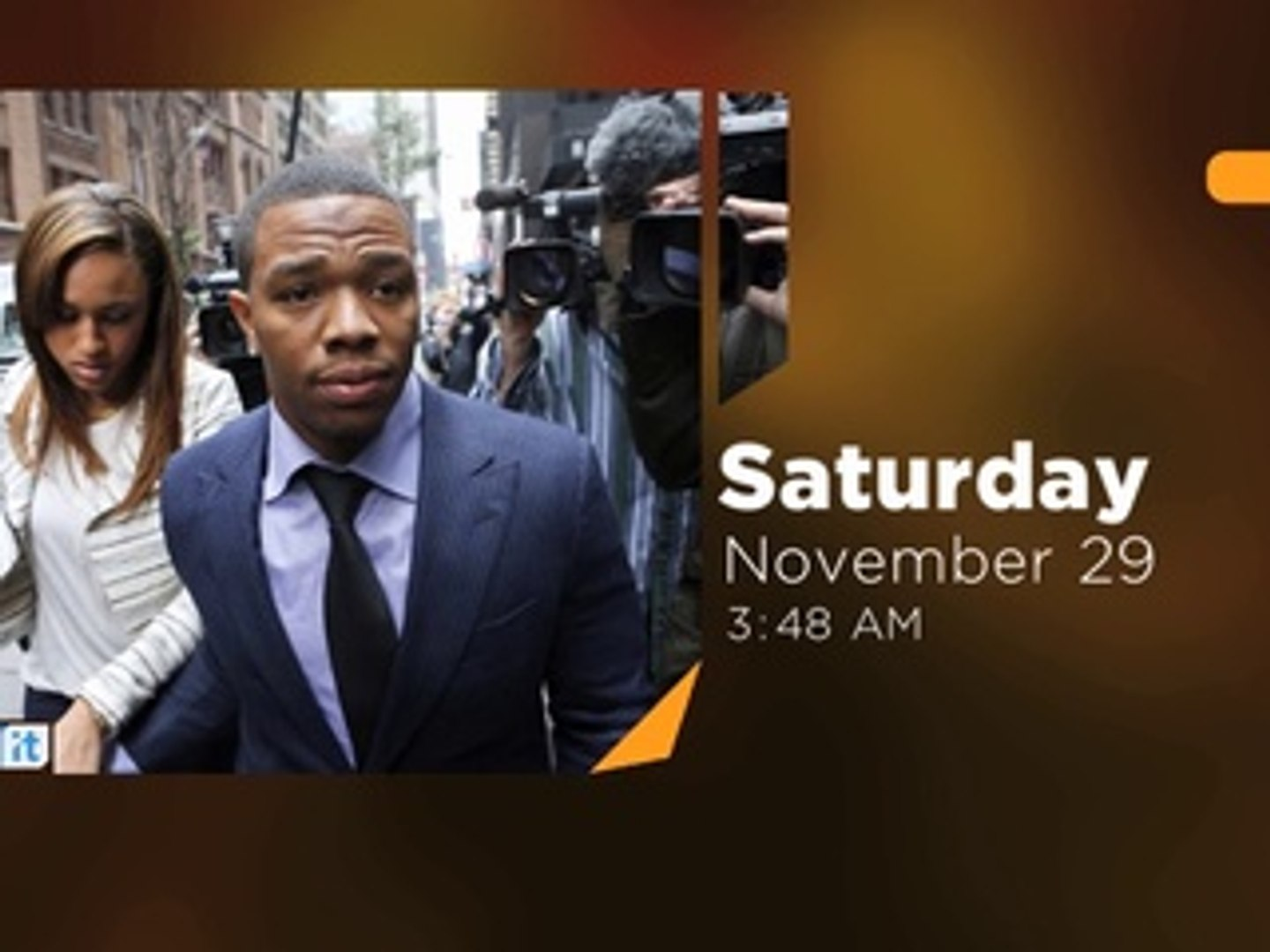 Ray Rice -- NFL Players Want Him Back