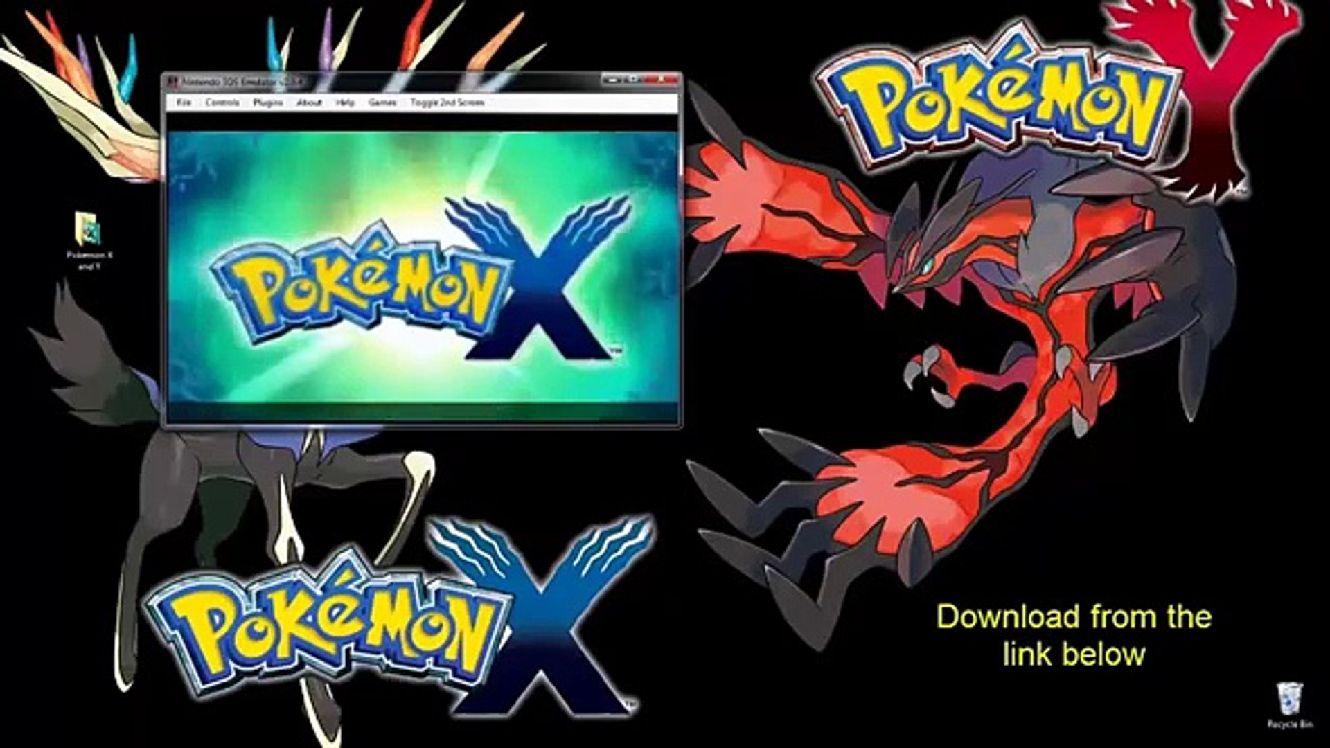 Pokemon x download code no survey