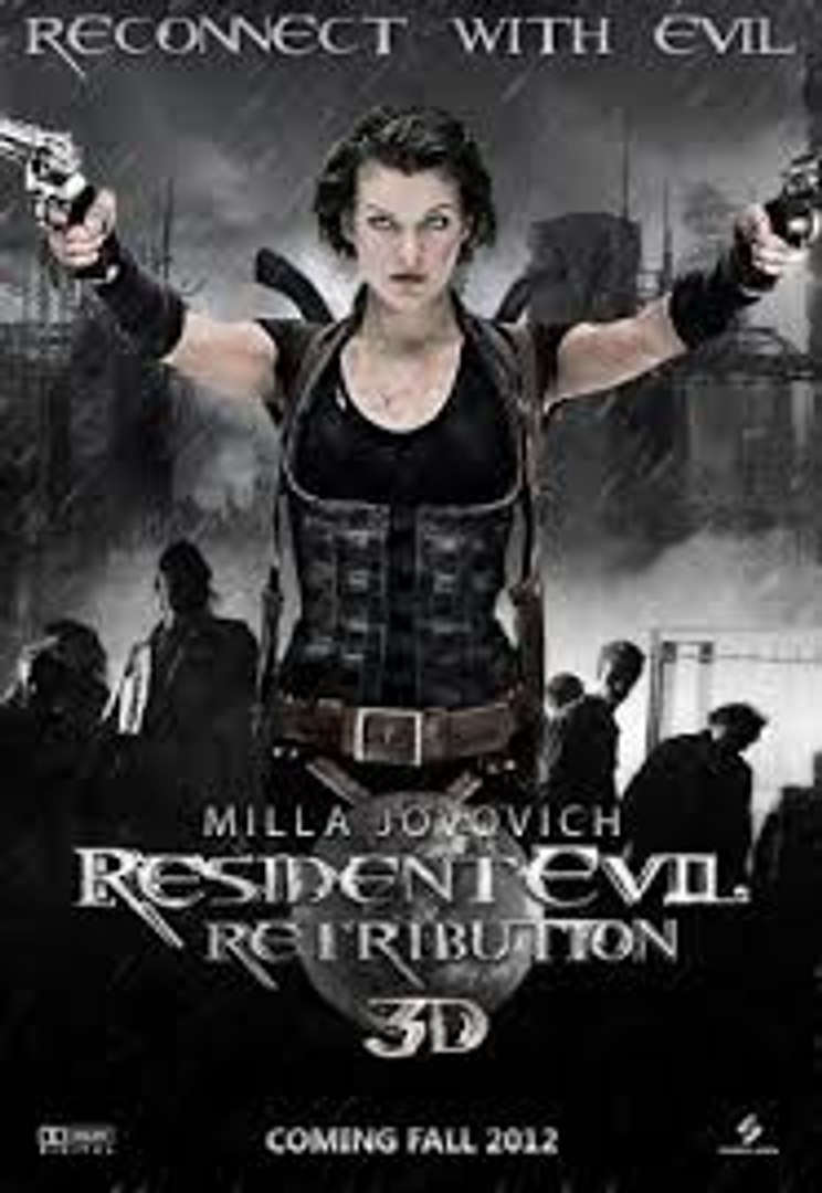 Resident Evil Retribution 3d Full Movie Official Hindi Trailer Hd Online Video Dailymotion