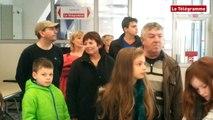 Le Télégramme. 1.500 visiteurs aux portes ouvertes