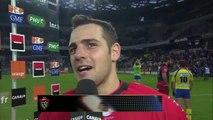 TOP14 - Toulon-Clermont: Interview Nicolas Sanchez (TLN) - J12 - Saison 2014/2015