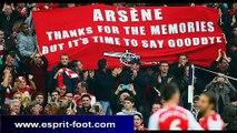 Arsenal Les fans demandent d'Arsène Wenger de partir !