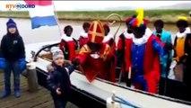 Huh? Zwarte Sinterklaas in Oude Pekela - RTV Noord