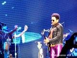"""Lenny Kravitz """"It Ain't Over Till It's Over"""" live à Lyon - Strut Tour 2014"""