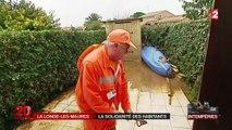 La Londe-les-Maures : les habitants se serrent les coudes