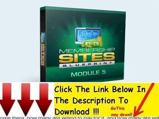 Membership Sites Blueprint Join + Membership Sites Blueprint System