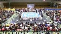 Hirooki Goto, Katsuyori Shibata, BUSHI & Sho Tanaka vs. Minoru Suzuki, Takashi Iizuka, Taichi & El Desperado (NJPW)