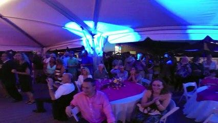 Lhea & Mike Jones Beach Wedding by Cary