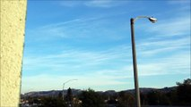 CHEMTRAILS: HEAVY CHEMTRAIL SPRAYING IN SOUTHERN CALIFORNIA. BLACK FRIDAY WEEKEND