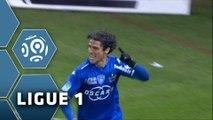 But François-Joseph MODESTO (41ème) / Stade de Reims - SC Bastia (2-1) - (SdR - SCB) / 2014-15