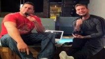 Art Of Wrestling - CM Punk reveals the reason behind leaving WWE (Part1)