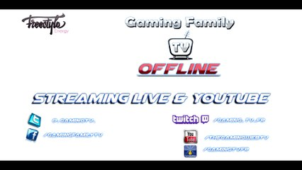 Gaming Family TV STREAMING LIVE