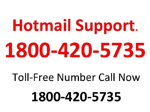 1800-420-5735 Hotmail Support Number,Hotmail Support NUmber,Hotmail Support Contact NUmber
