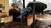 Les Pyrénées-Orientales touchées par d'importantes inondations