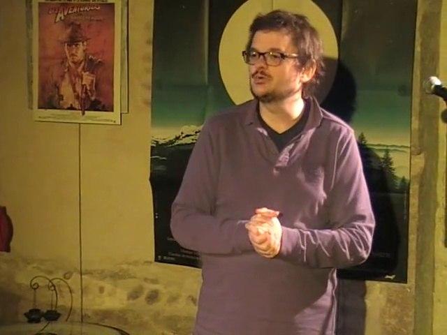Xavier présentateur