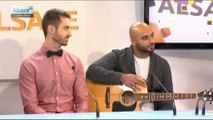 Unplugged avec Sir Hill, soulboy alsacien