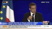 Le vrai visage de Nicolas Sarkozy et de l'UMP