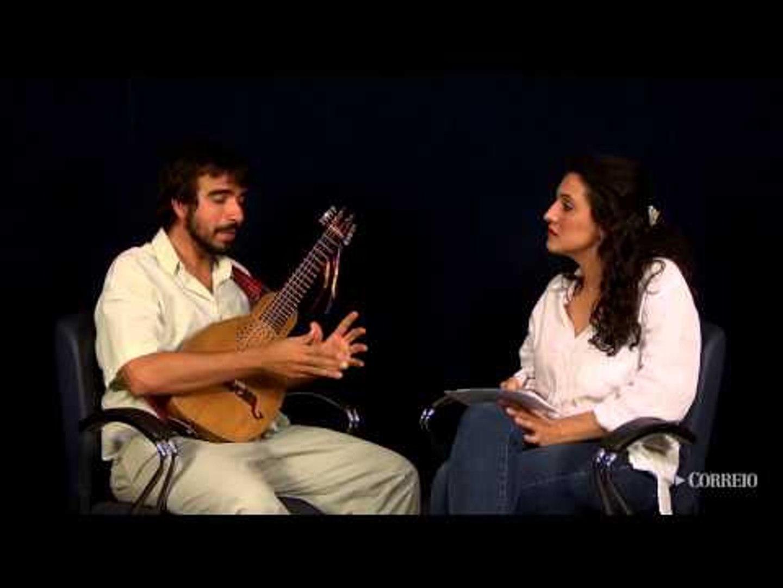 Correio Recomenda: Violeiro João Arruda e banda em show de graça no Sesi Amoreiras