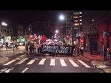 Movimento Passe Livre faz protesto no Centro de Campinas