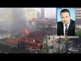 Gravações a 190 mostram pânico no momento do acidente com avião de Eduardo Campos