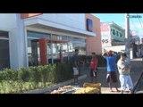Abril 2013 - Bando explode caixa eletrônico em Hortolândia