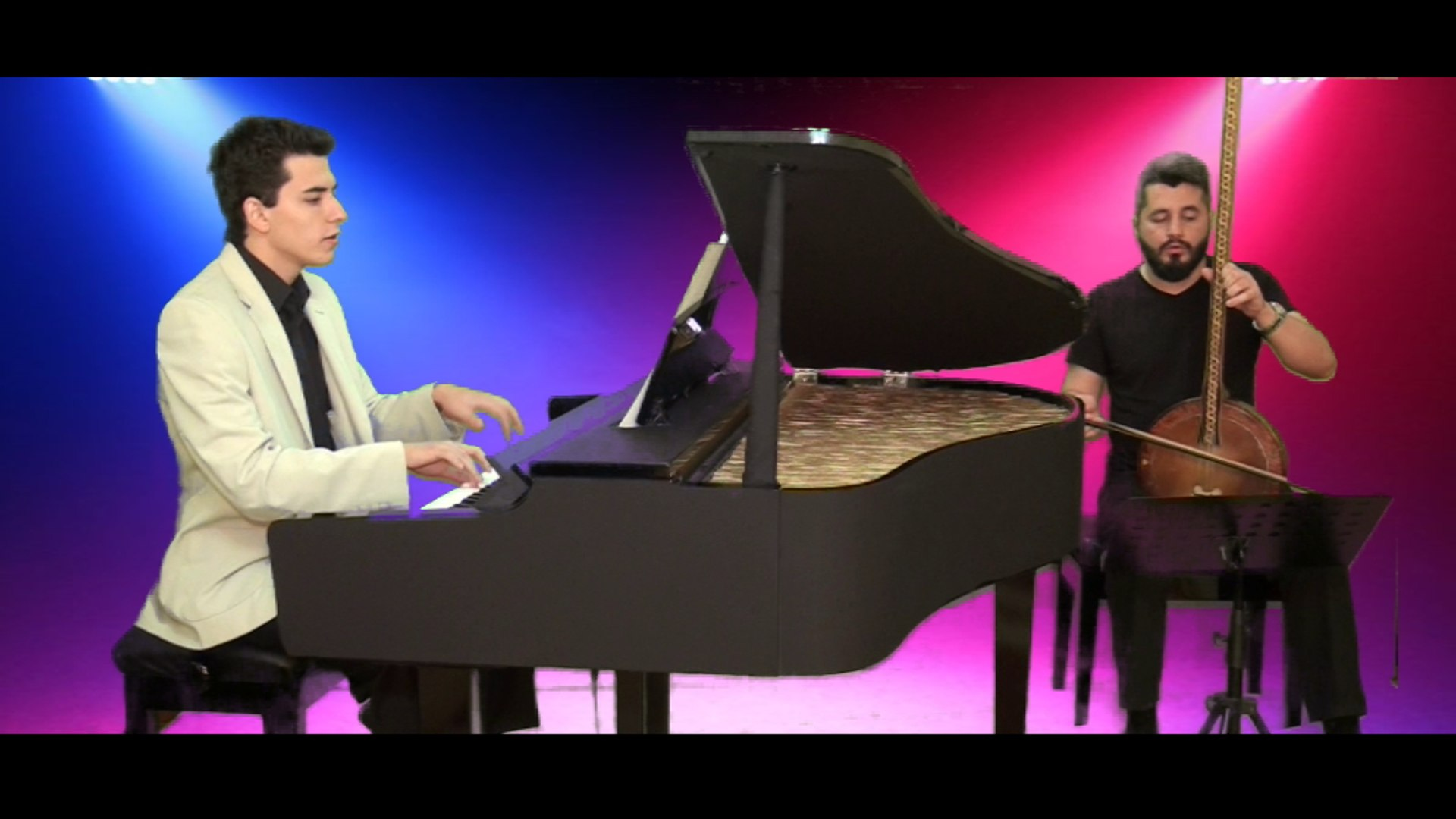 ALİ ALMIŞ SANCAĞINI Yaylı Tambur Piyano Düeti Türk Musikisi Sazları Muhammed Mustafa İlahileri Dini