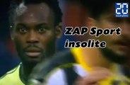 Technique obligatoire au PSG, la pire combinaison de l'année, ZAP sport insolite