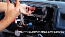 How to Install Radio DVD Navigation Stereo in 2013 2014 2015 DODGE RAM 1500 2500 3500 4500 Pickup Truck