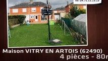 maison VITRY EN ARTOIS 4 pièces