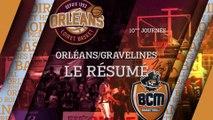 Résumé - J10 - Orléans reçoit le BCM Gravelines