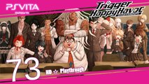 Danganronpa Trigger Happy Havoc (PSV) - Pt 73 【Chapter 6 : Ultimate Pain Ultimate Suffering Ultimate Despair Ultimate Execution Ultimate Death】