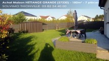 A vendre - maison - HETTANGE GRANDE (57330) - 7 pièces - 180m²