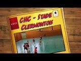 -13 G / Stade Clermontois, en coupe, le 29/11/2014