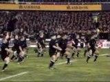Rugby-New Zealand All Blacks - The Haka