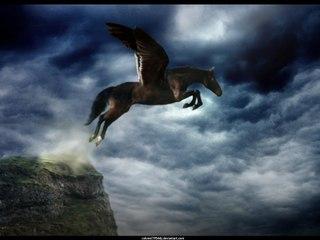 مکہ کی فضاوٗں میں اڑتے گھوڑے نے تہلکہ مچادیا | Flying Horse in Makkah | Aurta Ghora | Fake or Real