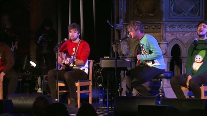 Kodaline - Perfect World live @ Save the Children's Christmas Tree Sessions