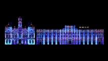 Fêtes des Lumières 2014 Place des Terreaux : Terre aux Lumières