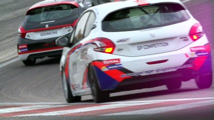 Rencontres Peugeot Sport / 208 Racing Cup