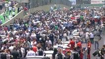 Campeonato Mundial de Resistencia: Sao Paulo - Webber sobrevive a un brutal accidente