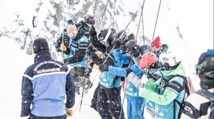 Suivre les athlètes dans leur préparation hivernale