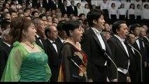 Beethoven - Ode an die Freude - 10000 - singing  -  Ode to Joy   JAPAN   2012