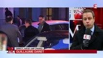 Les premières heures de Nicolas Sarkozy à la tête de l'UMP