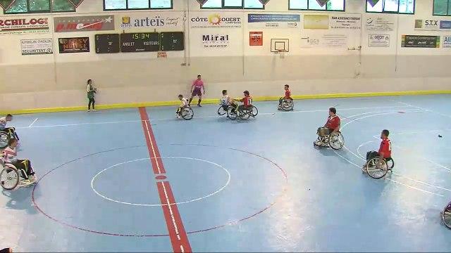 FFR13-Handisport-ITStation match Anglet-Cahors 30/11/12014