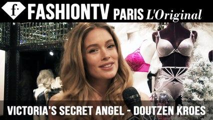 Victoria's Secret Fashion Show 2014-2015: Doutzen Kroes Exclusive Interview | FTV.com