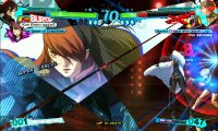 Persona 4 Arena Ultimax - Gameplay Score Attack Mode