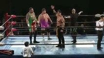 Akebono & Yutaka Yoshie vs. KENSO & Mitsuya Nagai (AJPW)