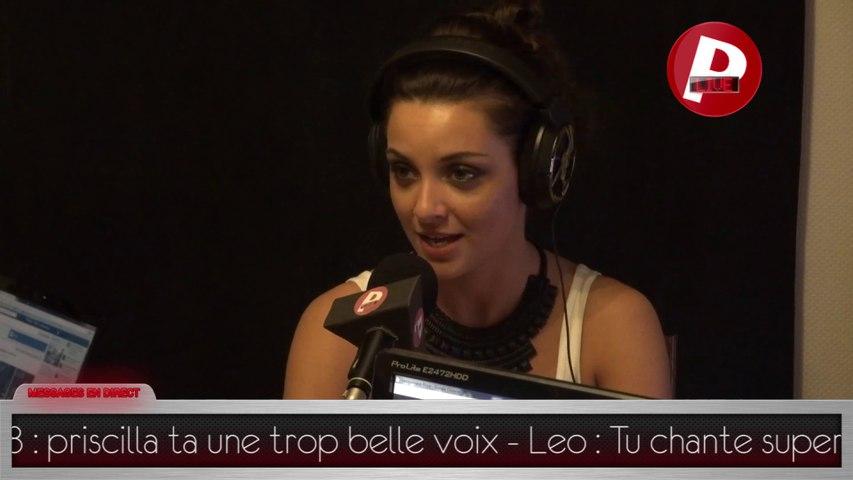 Chat avec Priscilla Betti - 19/10/2014 - Extrait : Medley