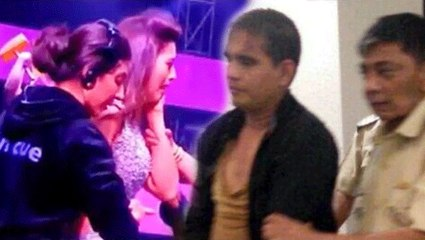 Revealed The Man Who Slapped Gauahar Khan On India's Raw Star