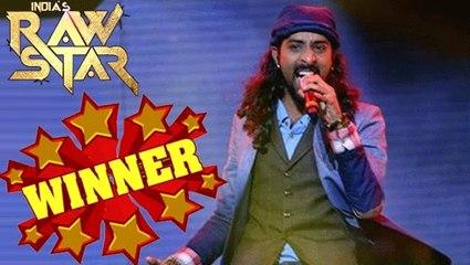 India's Raw Star Winner | Rituraj Beats Darshan